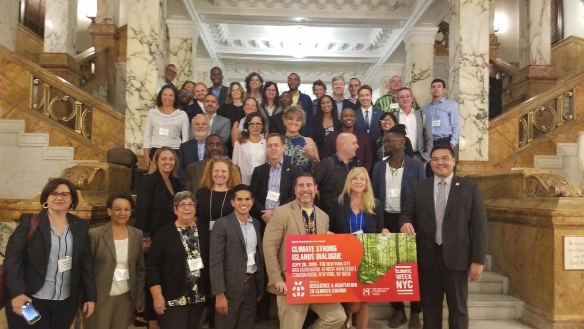 Field notes on the UN Climate Week in New York