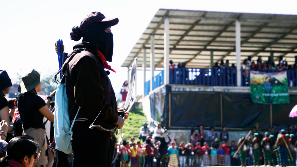 Feminist communitarian organization in times of femicides. Insights from the second international encounter of women who fight