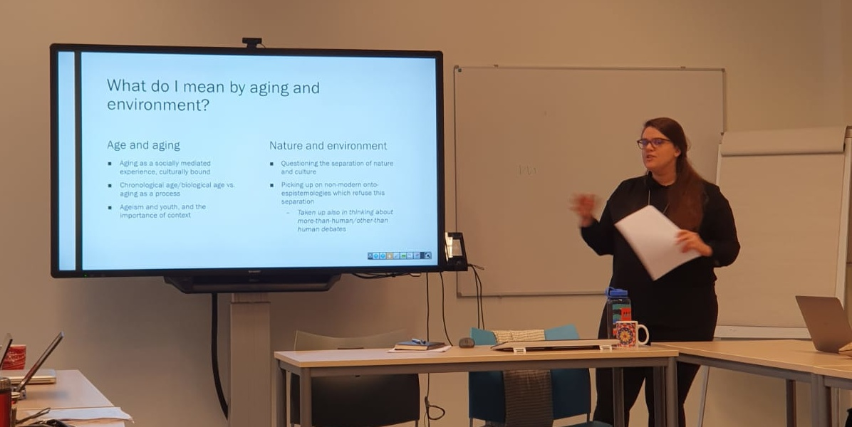 Aging and environment: towards intergenerational thinking
