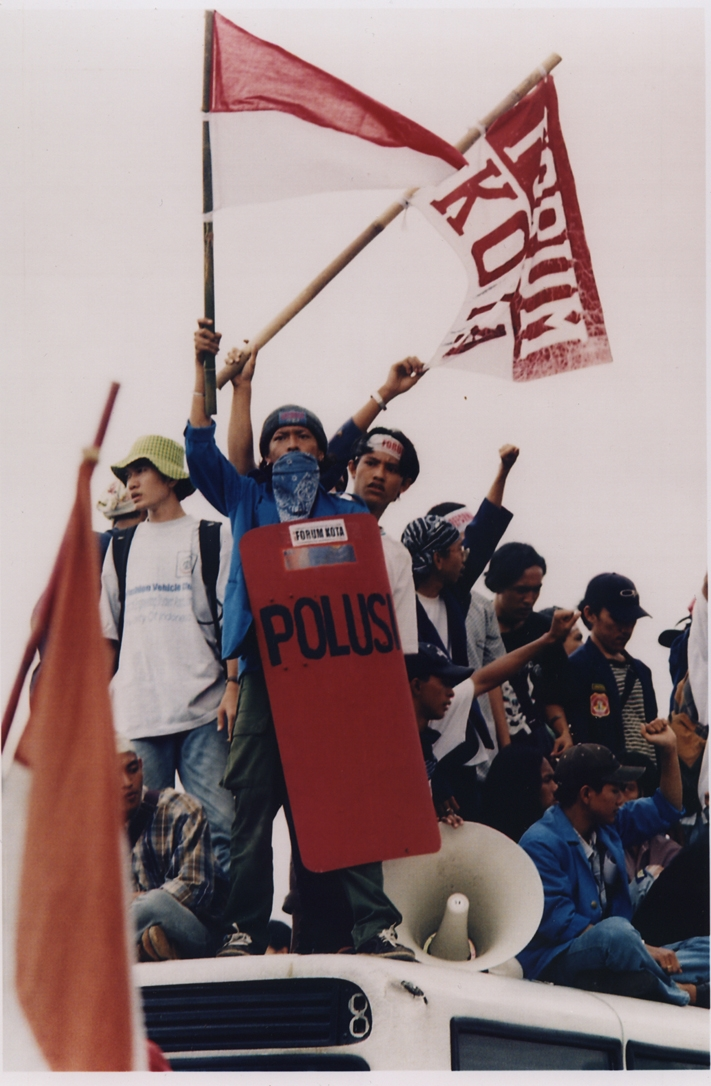 Law and justice in Indonesia: 20 years after Reformasi