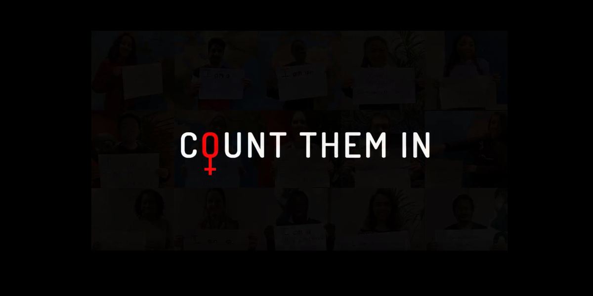 Count them in: documentary on gender equality in science