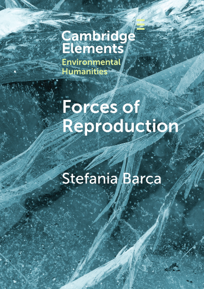 "New book: ""Forces of Reproduction"""