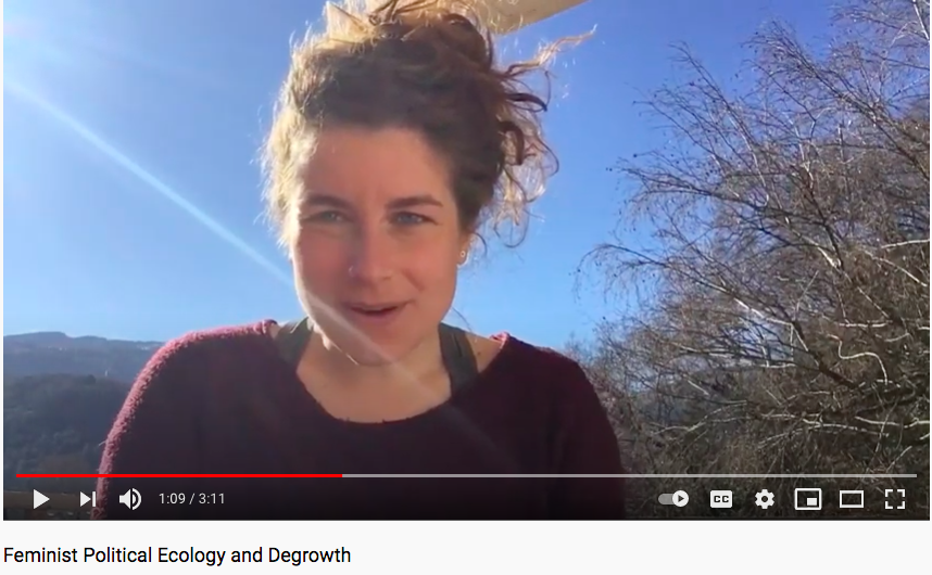 Video: What to expect from the 8th International Degrowth Conference?