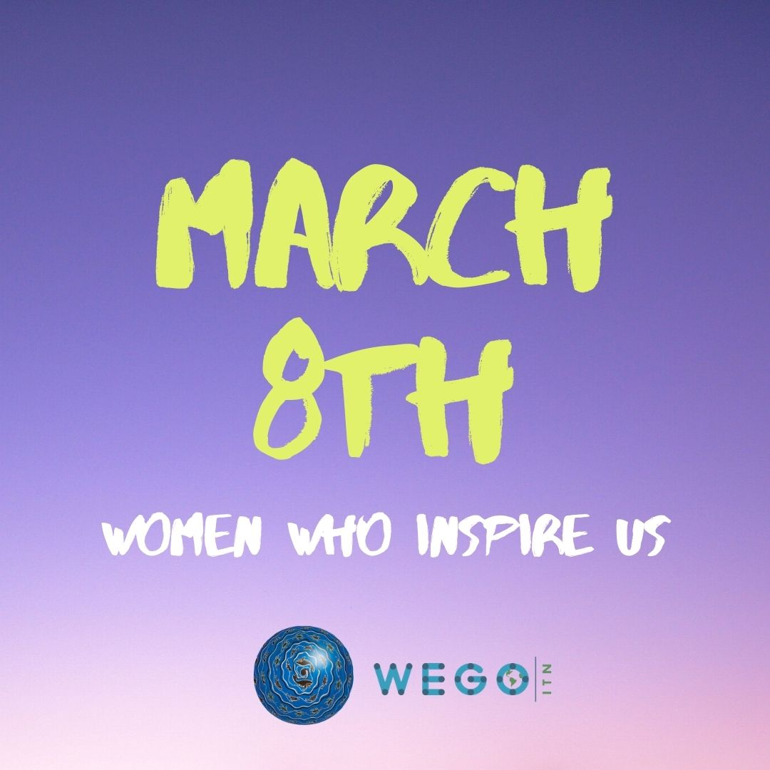 """Women who inspire us"": a March 8th campaign"
