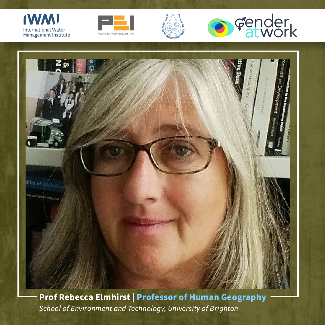 'Troubling Gender: Voices from Feminist Political Ecology'-webinar is now online