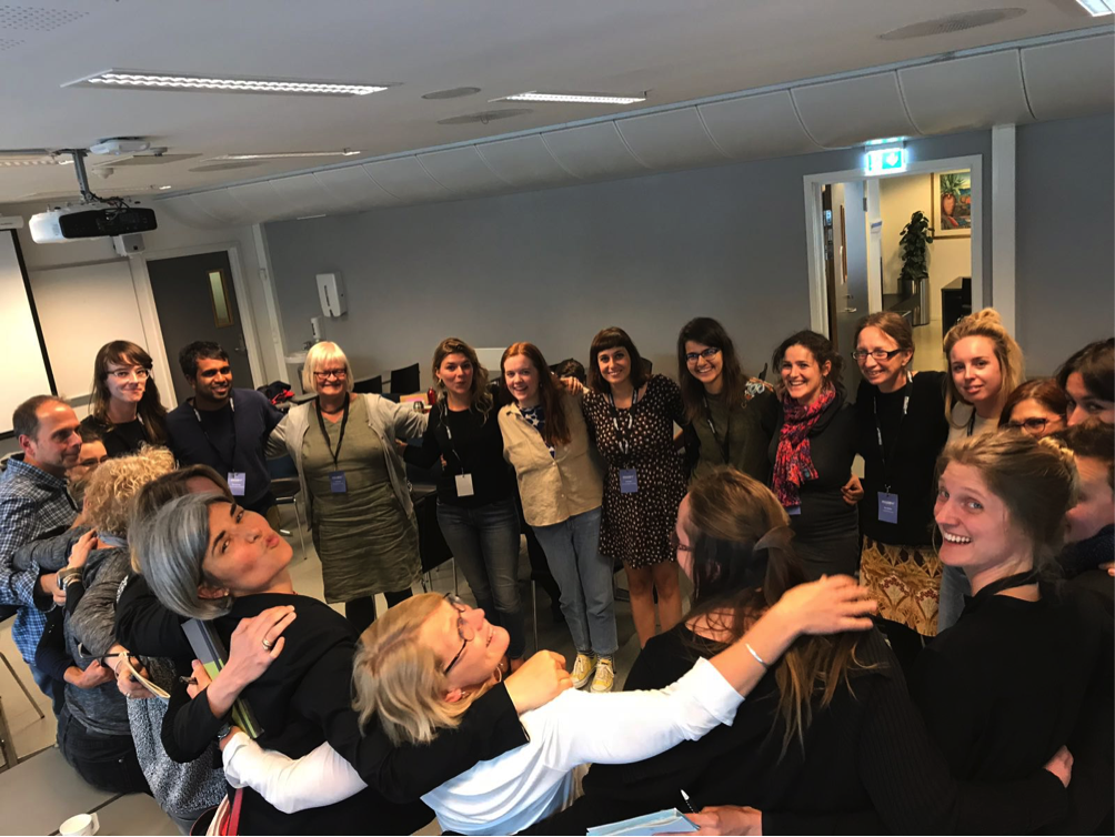 WEGO Coordinator Wendy Harcourt reflects on her time at the Oslo POLLEN Conference, June 2018
