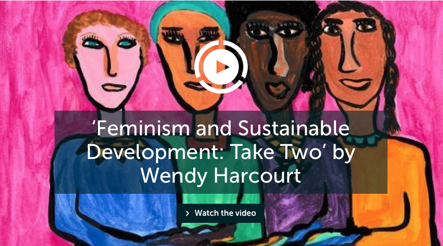 Feminism and sustainable development – take two